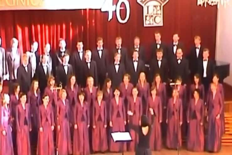 Jorge Ben Jor – Mas que nada / Chór Akademicki UW F. Mendelssohn-Bartholdy – Denn Er hat seinen Engeln