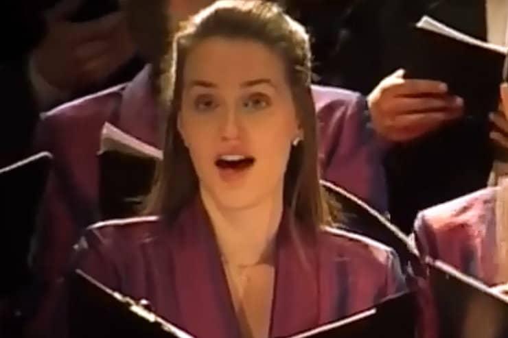J.S. Bach – Messe in h-moll BWV 232 – Gloria, Et in terra pax / Chór Akademicki UW