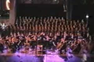 A. Verdi – La Traviata – Di Madride… / Chór Akademicki UW